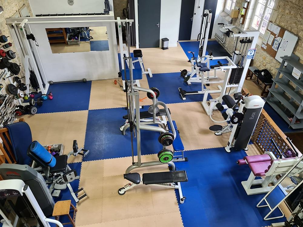 Culture forme - Salle de musculation - Pons