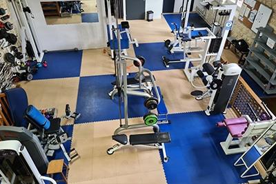 Culture forme - Salle de musculation - Pons - Accès libre