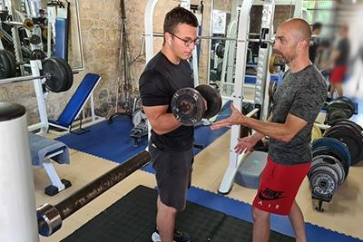 Culture forme - Salle de musculation - Pons - Coaching individuel - plan personnalisé
