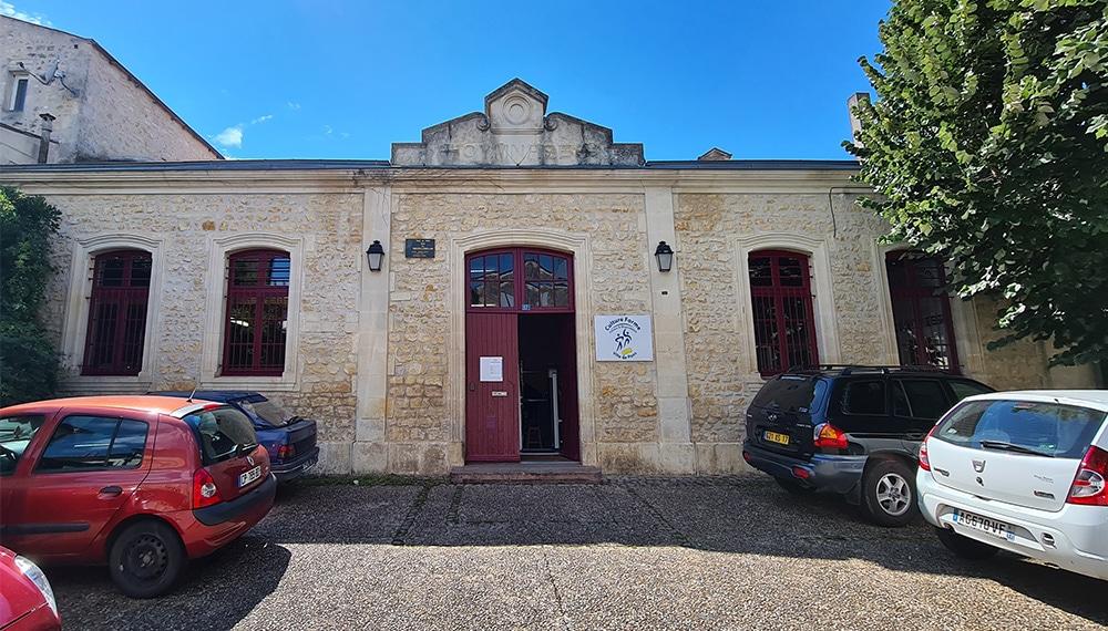 Culture forme - Salle de musculation - Pons - façade