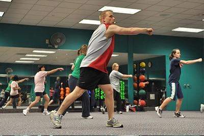 Layout Divi Fitness #1 - BG